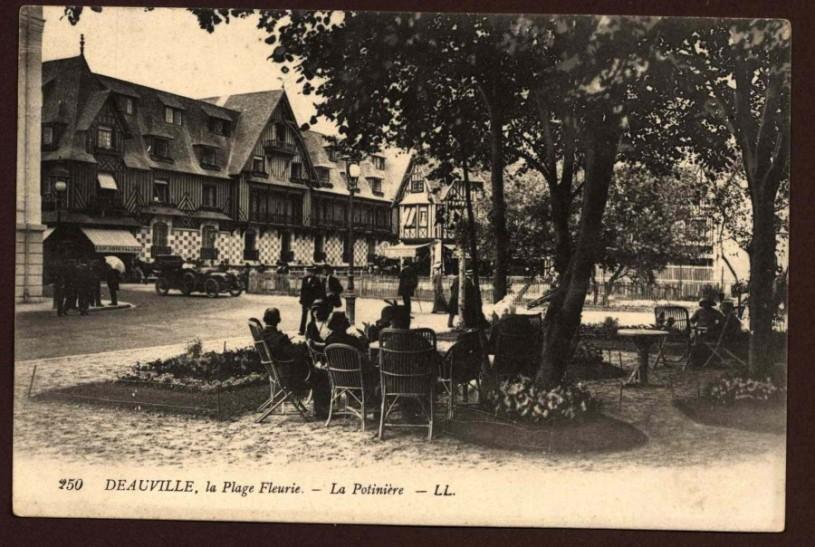 La Potinière Deauville